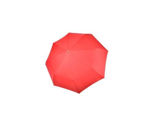 "Зонт ""Три Слона"" женский №885-6, 8 спиц, купол R=55 см, розовый коралл, хамелеон"